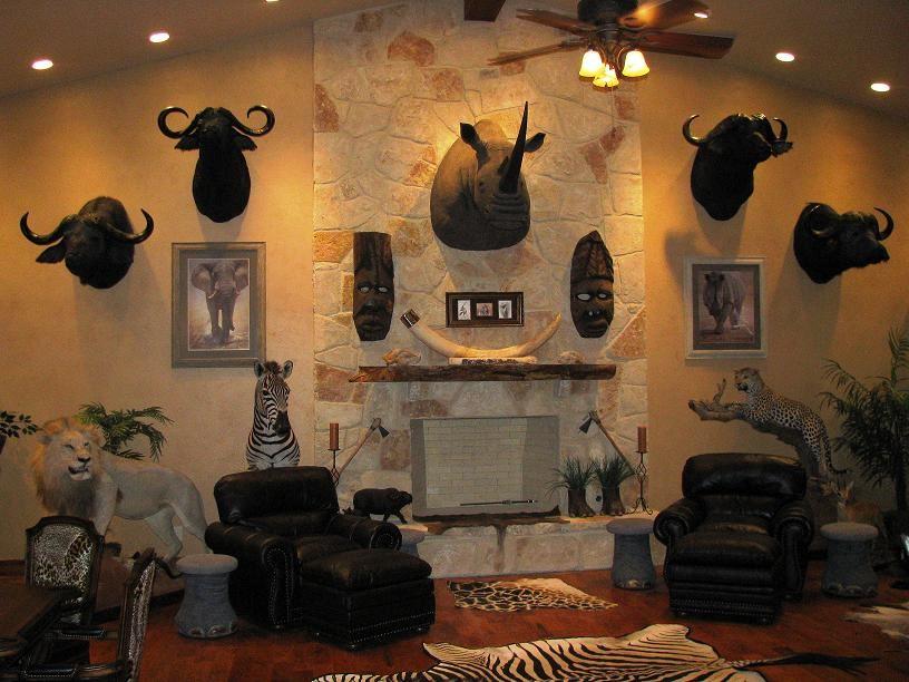 Trophy Room Design Gallery
